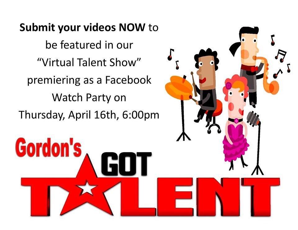 Gordon's Got Talent