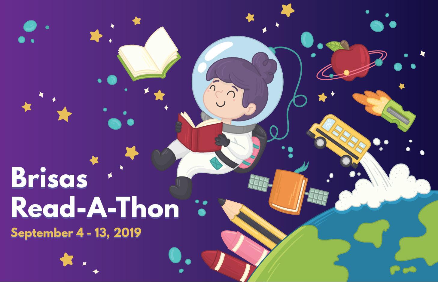 Brisas Read-A-Thon