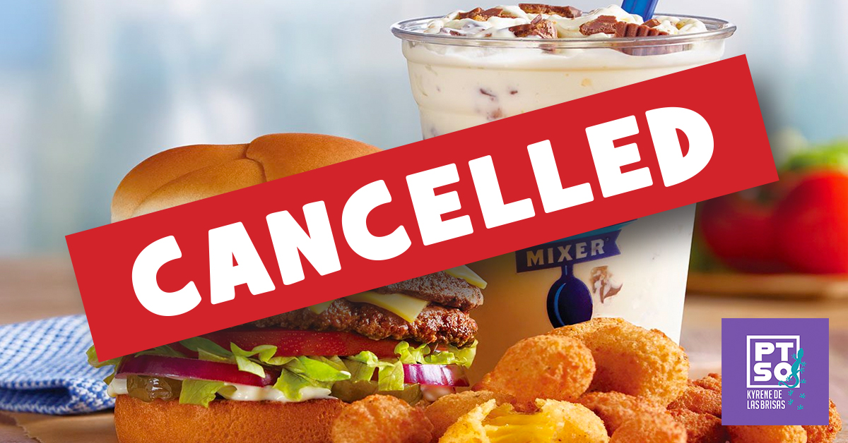 Culver's - Community Builder Night - CANCELLED