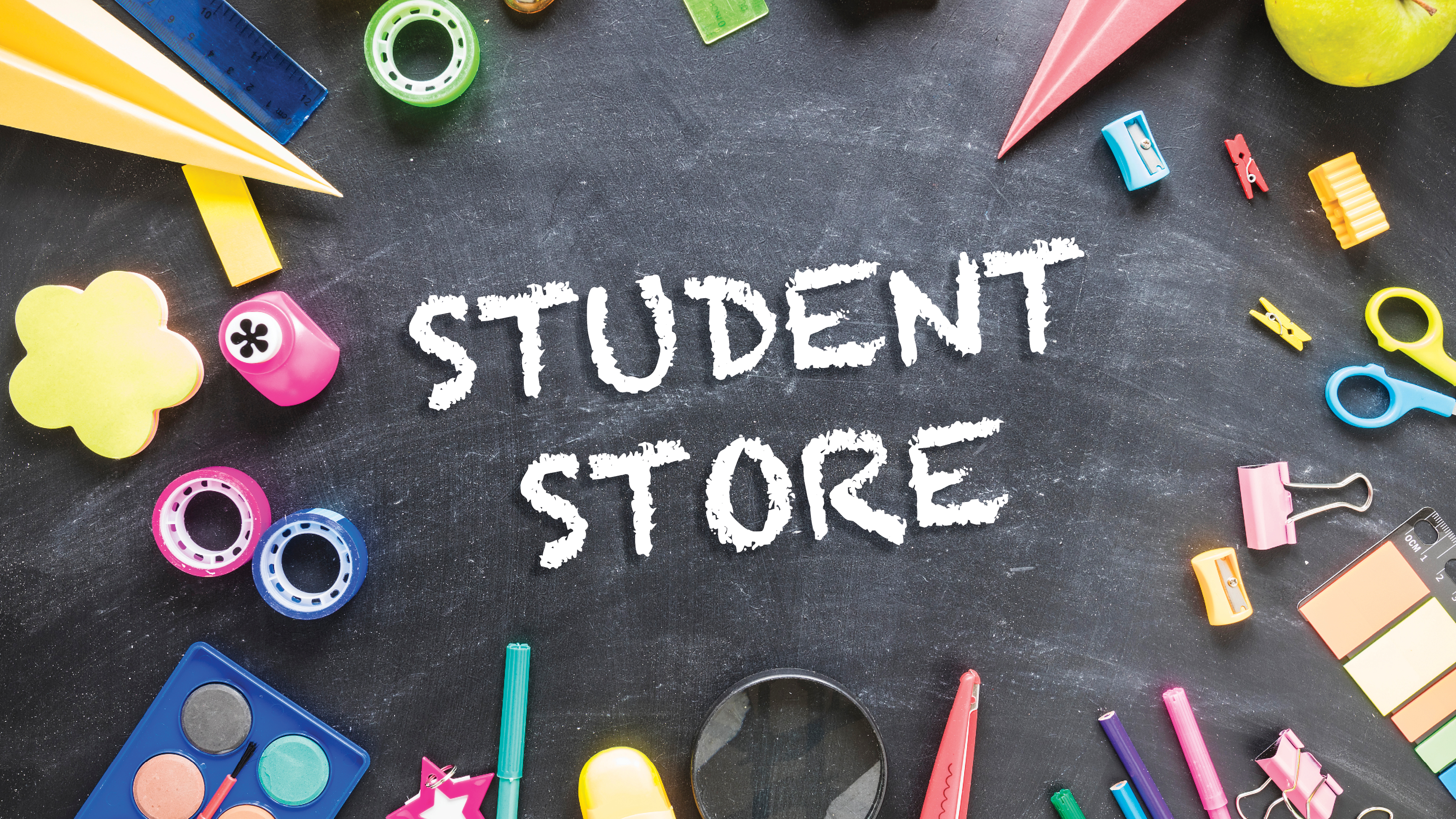 Student Store Open
